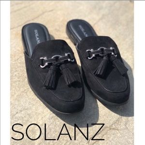 Chain & Tassle Loafers